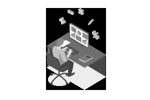 Icon zum Thema Buchführung Buchhaltung